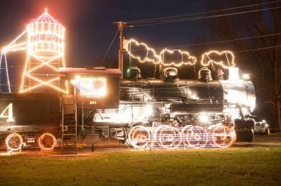 Tanglewood Park Christmas Lights - Christmas Lights Card and Decore