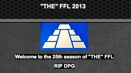 THE FFL 2013