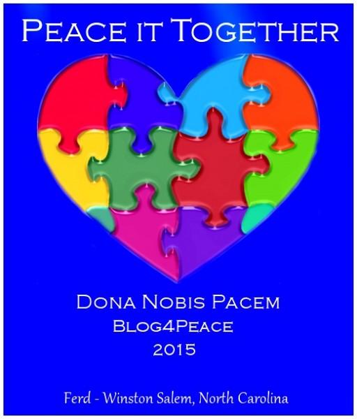 Peace Globe 2015